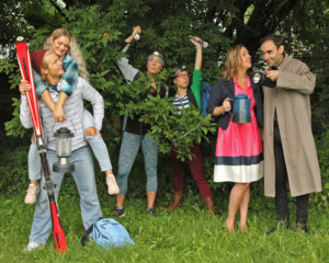 CRT Presents Murderously Funny WOMEN IN JEOPARDY!