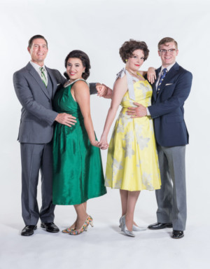 Uptown Closes Its Season with PERFECT ARRANGEMENT