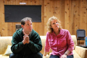 LIVING ON LOVE Opens At Peninsula Players Theatre, 8/15