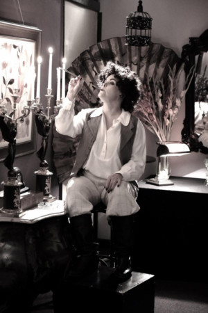 Sherilyn Fenn To Star As A Silent Film Legend Alla Nazimova In Rudolph Biopic SILENT LIFE