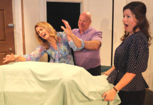 CASH ON DELIVERY Comes to Melville Theatre