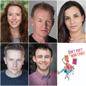 Full Casting Announced For The Northern Broadsides And York Theatre Royal Production Of THEY DON'T PAY? WE WON'T PAY!