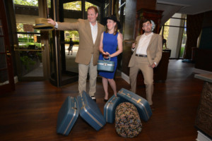 Ann Arbor Civic Presents DIRTY ROTTEN SCOUNDRELS