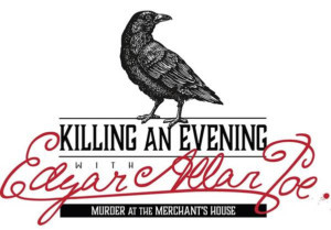 New Solo Showcase KILLING AN EVENING WITH EDGAR ALLEN POE Plays 10 Performances This Fall