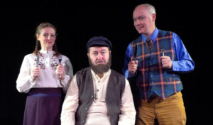 Critically Acclaimed TEVYE SERVED RAW Extends Off-Broadway