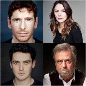 Gerard Kearns To Star In The Premiere Of Lizzie Nunnery's New Play TO HAVE TO SHOOT IRISHMEN at Omnibus Theatre