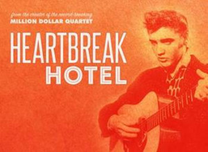 HEARTBREAK HOTEL To Honor Elvis In Candlelight Vigil Tribute