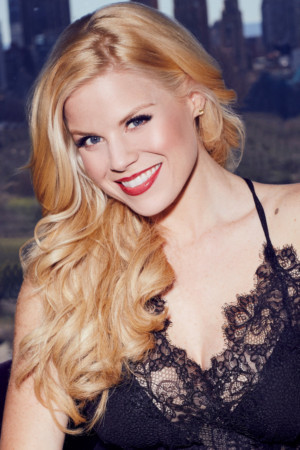 Broadway & TV Star Megan Hilty to Perform in Concert with Utah Valley Symphony