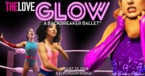 NYC's The Love Show Announces Guest Artists For THE LOVE GLOW