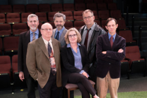 BANNED FROM BASEBALL Makes World Premiere At The Human Race Theatre Sept. 6–23