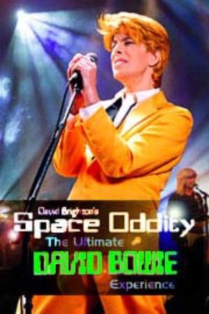 David Brighton's SPACE ODDITY 2018: The Ultimate David Bowie Experience Comes to El Portal Theatre