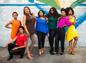 African-American Shakespeare Company Presents FOR COLORED GIRLS WHO HAVE CONSIDERED SUICIDE WHEN THE RAINBOW IS ENUF