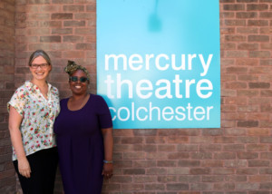 Katy Griffiths & Deborah Sawyerr Appointed Joint Deputy Executive Directors of Mercury Theatre