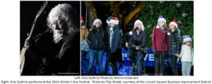 Arlo Guthrie To Headline 19th Annual WINTER'S EVE At Lincoln Square
