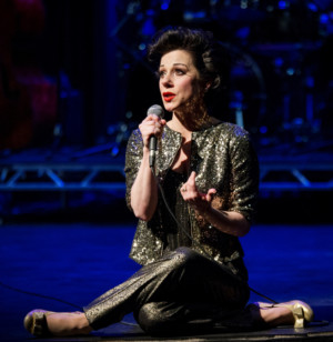 Music Theater Works Presents JUDY GARLAND: COME RAIN OR COME SHINE