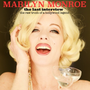 Kelly Mullis Reprises Role in MARILYN MONROE: THE LAST INTERVIEW