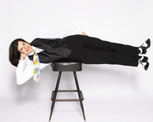 Cent. Stage Co. Launches Season with CURTAIN UP! PAULA POUNDSTONE