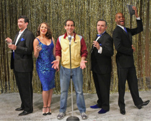 CRT Closes Summer Season With Regional Premiere Of THE RAT PACK