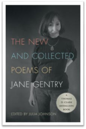 Capstone Collection Named Appalachian Poetry Book Of The Year