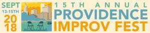 15th Annual Providence Improv Fest Returns in September