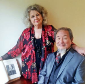 Randall Duk Kim and Anne Occhiogrosso Come to Cent. Stage Co.