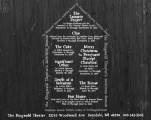 The Ringwald Theatre Announces 2018-2019 Season Lineup