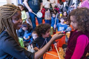 Carnegie Hall's Fall FAMILY DAY Celebrates Storytelling Through Music, 9/23