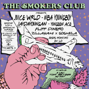 THE SMOKERS CLUB Comes to Brooklyn