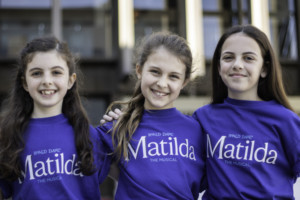 Cast Announced for MATILDA THE MUSICAL South Africa and International Tour