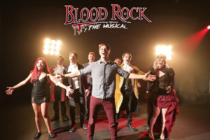 BLOOD ROCK: THE MUSICAL Opens In West LA Sept. 20