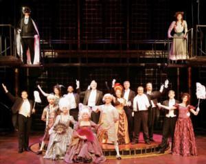 Westchester Broadway Theatre Presents PHANTOM