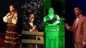 Cast Announced For Wicked Lit: THE CHIMES & THE CORPSE