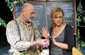 Bridge Street Theatre Presents THERE IS A HAPPINESS THAT MORNING IS