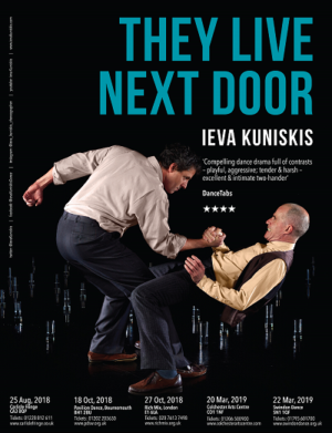 Choreographer Ieva Kuniskis Presents THEY LIVE NEXT DOOR