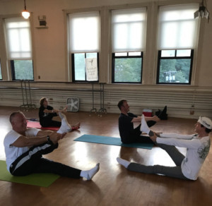 Start Fall In Marblehead School Of Ballet's New Pilates And Stretch/Strength Series