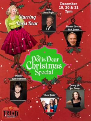 Ray DeForest Announces THE DORIS DEAR CHRISTMAS SPECIAL