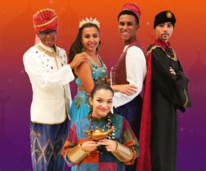 Disney's ALADDIN JR. Opens Kid's Series At Walnut Street Theatre