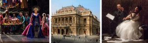 Hungarian State Opera To Make U.S. Debut At Lincoln Center's Koch Theater