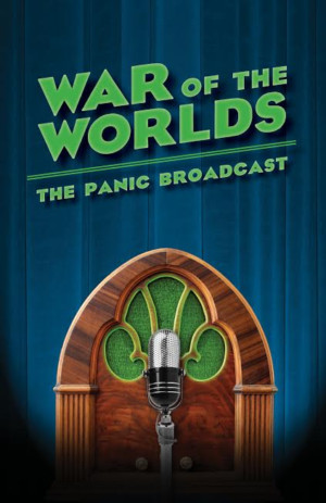 Playwrights On Park Reading Series Presents Joe Landry's WAR OF THE WORLDS THE PANIC BROADCAST