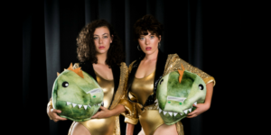 Sweaty Pits Pity Party Comes to Sydney Fringe