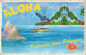 The BiTSY Stage Presents ALOHA: POSTCARDS FROM POLYNESIA