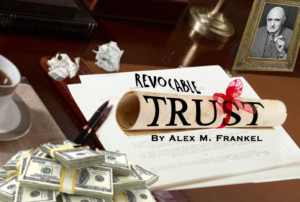 REVOCABLE TRUST Comes to Theatre Row
