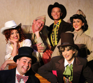 Irving Berlin's Music Shines At Winter Park Playhouse