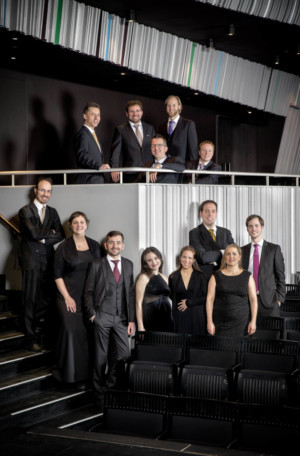 Early Music Ensemble VOX LUMINIS At The Broad Stage. Today