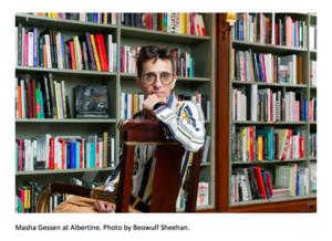 Masha Gessen To Curate Festival Albertine 2018 On Theme 'Reimagining Democracy'
