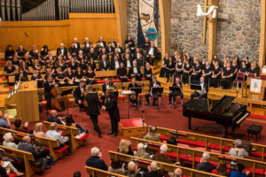 Morris Choral Society Lends Voice; Words And Music Bear Witness To 911 In Morris County Ceremony Of Remembrance