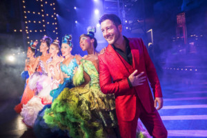 Last Chance to Catch STRICTLY BALLROOM THE MUSICAL