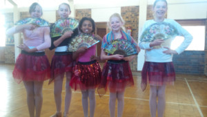 The Peninsula Ballet School Presents 'At the Movies'