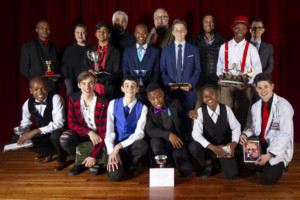 Cape Town's Magical Teens Win Gold, Trophies And Magic Club Sets