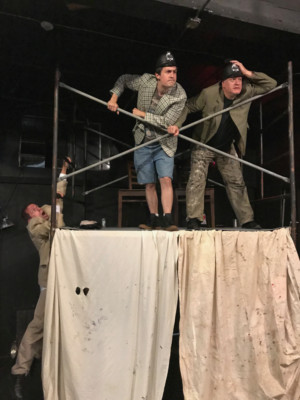Newnan Theatre Company Tackles THE 39 STEPS